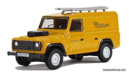 Oxford 1:76 Land Rover Defender: British Telecom