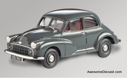 Lansdowne Models 1:43 1952 Morris Minor Series 11 2 Door, Gray