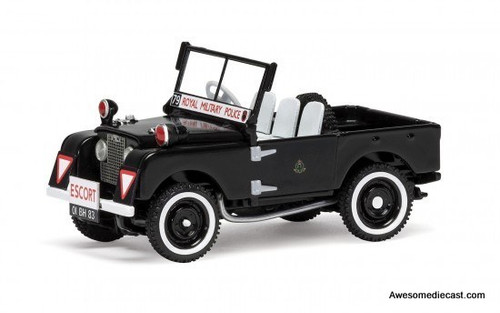 Corgi 1:43 1956 Land Rover Series 1 80'' 2-Litre: Royal Military Police
