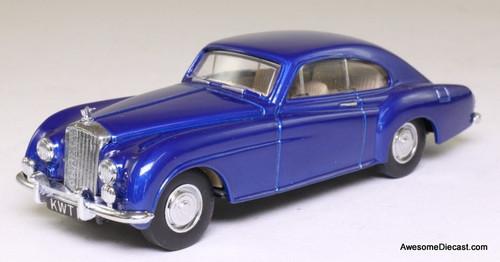 Dinky 1:43 1955 Bentley R Continental, Metallic Blue
