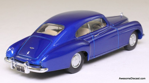 Dinky 1:43 1955 Bentley R Continental, Metallic Blue
