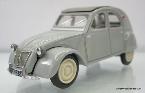 Dinky 1:43 1957 Citroen 2CV, Grey