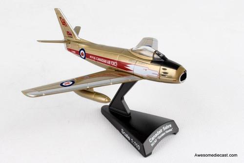 Postage Stamp 1:110 Canadair Sabre: RCAF Golden Hawks