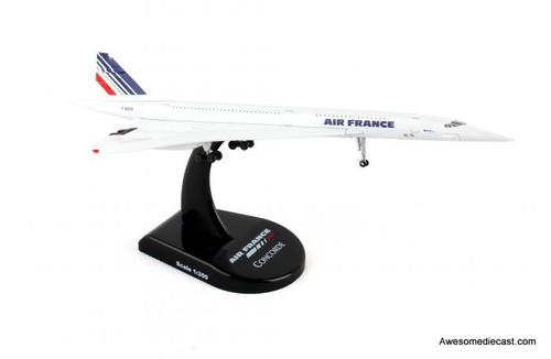 Postage Stamp 1:350 Concorde SST: Air France