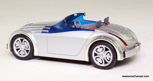 Last One!  Norev 1:43 Nissan Jikoo Cabriolet
