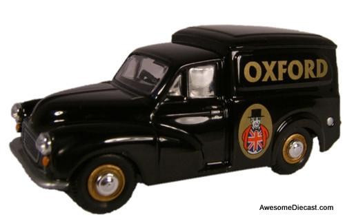 Only One! Oxford 1:43 Morris 1000: Oxford Livery