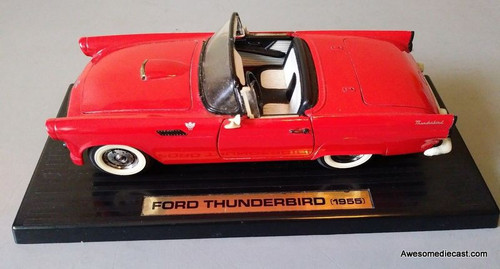 Certified Classics Collection 1:18 1955 Ford Thunderbird