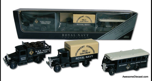 Lledo, Royal Navy limited Edition Collectors Models