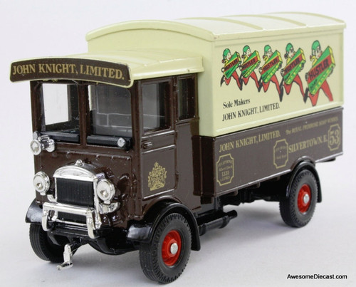Corgi 1:43 AEC 508 Forward Control 5 Ton Cabover  'John Knight Ltd'