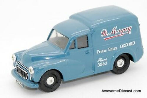 Corgi 1:43 Morris Minor Van: D.Morgan