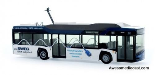 Rietze 1:87 Solaris Urbino Electric 12 Transit Bus