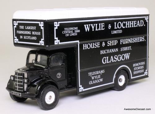Corgi 1:50 Bedford O Series Pantechnicon 'Wylie & Lochhead Ltd'