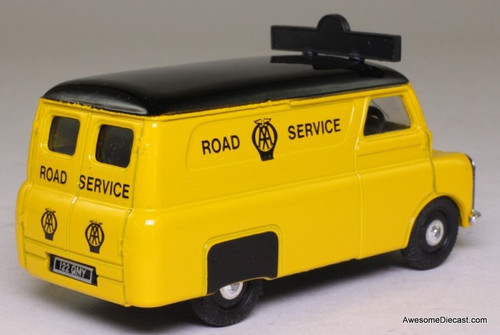 Corgi 1:43 Bedford CA Van, Yellow 'Road Service'