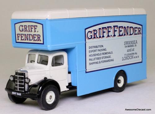 Corgi 1:50 Bedford O Series Pantechnicon: Griff Fender Removals