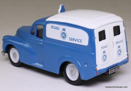 Corgi 1:43 Morris Minor 1000 Van, Blue 'Road Service'