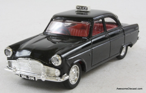 Corgi 1:43 Police Cars Of The Sixties '3 Car Set'