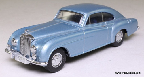Dinky 1:43 1955 Bentley R Continental, Light Blue
