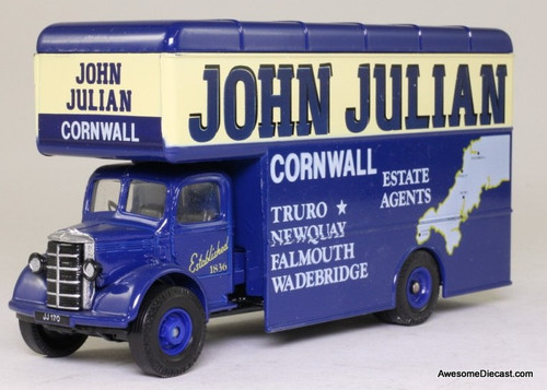 Corgi 1:50 Bedford O Series Pantechnicon, 'John Julian Removals'