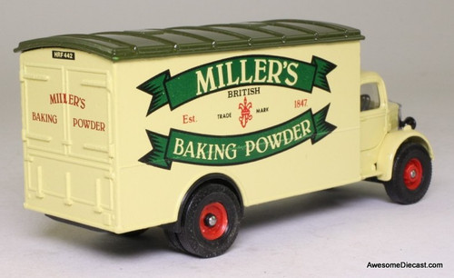 Corgi 1:50 Bedford O Series Van 'Millers Baking Powder'