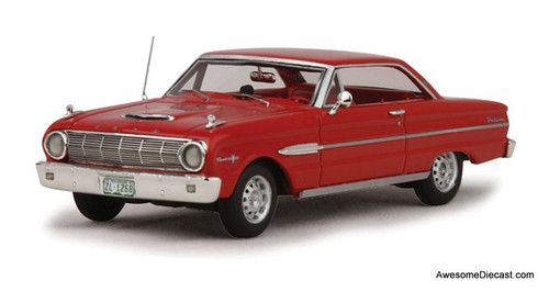 Goldvarg Collection 1:43 1963 Ford Falcon Sprint, Rangoon Red