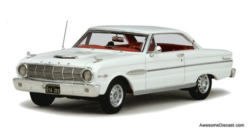 Goldvarg Collection 1:43 1963 Ford Falcon Sprint, White