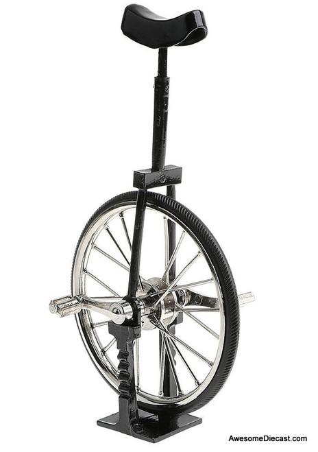 Unicycle 1:10, Black