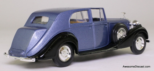 Solido 1:43 Rolls Royce Coupe, Blue
