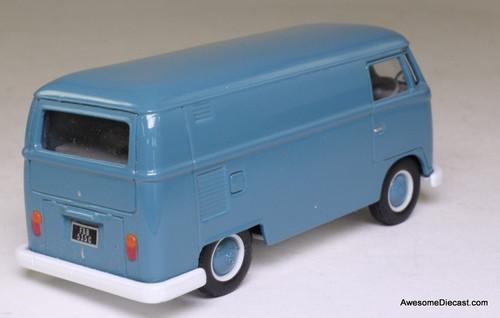 Corgi 1:43 Volkswagen Van Split Window, Blue