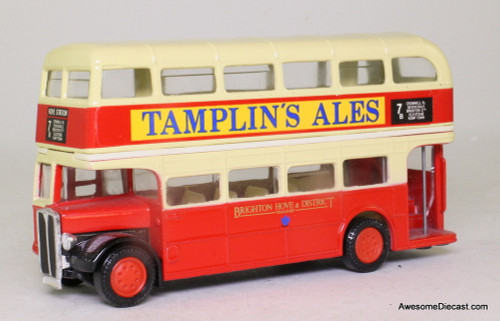 Corgi 1:64 AEC Double Decker Bus 'Brighton Hove & District'