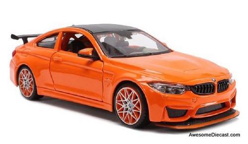 Maisto 1:24 BMW M4 GTS, Orange