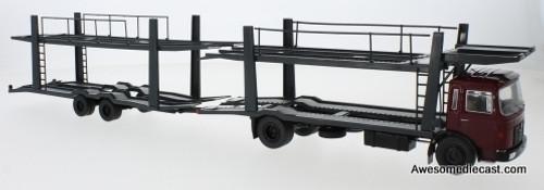 IXO 1:43 MAN F7 Car Transporter