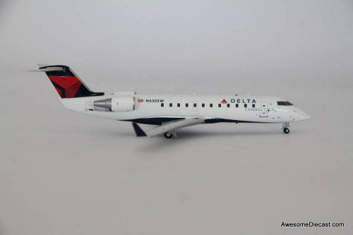 Gemini 200 1:200 Bombardier CRJ-200: Delta Air Lines