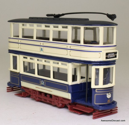 Corgi 1:72 Double Decker Tram 'Sheffield Corporation'