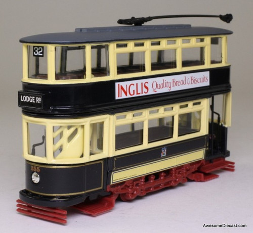 Corgi 1:72 Double Decker Tram 'Birmingham City'