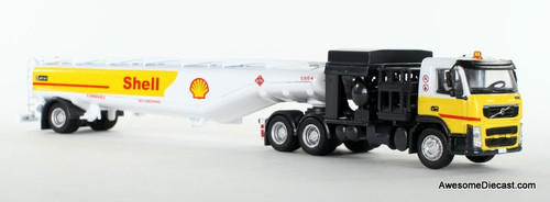 Iconic Replica 1:87 Esterer Aviation Fueling Tanker: Shell Oil (87-108)