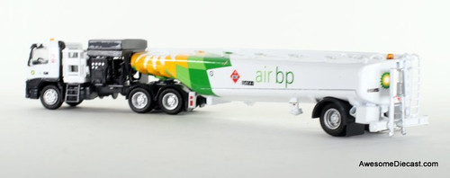 Iconic Replica 1:87 Volvo FM500 w/ Aviation Fueling Tanker: AirBP