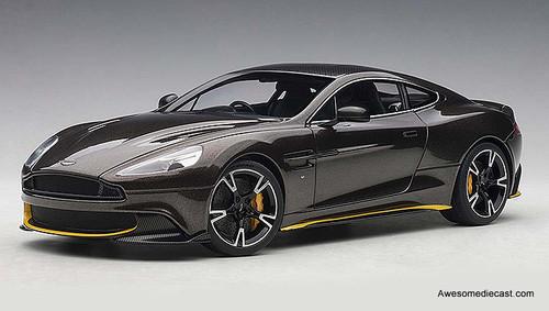 AUTOart 1:18 2017 Aston Martin Vanquish S, Bronze