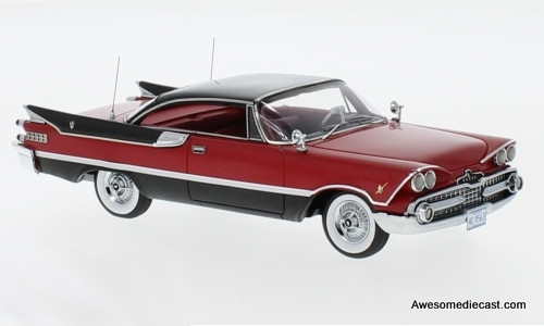 Neo 1:43 1959 Dodge Customs Royal Lancer Coupe