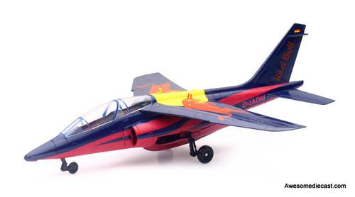 New Ray 1:400 The Flying Bulls Alpha Jet Show Plane