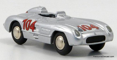 Only One! BUB 1:87 1955 Mercedes-Benz 300 SLR #104