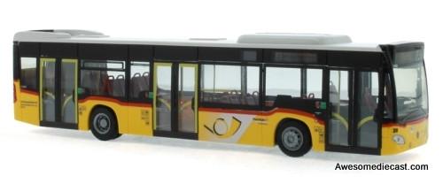 Rietze 1:87 2015 Mercedes Citaro Transit Bus: The Post Kriens