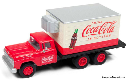 Classic Metal Works 1:87 1960 Ford Box Truck 'Coca Cola'