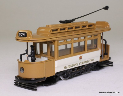Corgi 1:72 Single Deck Tram 'Maidstone Corporation'