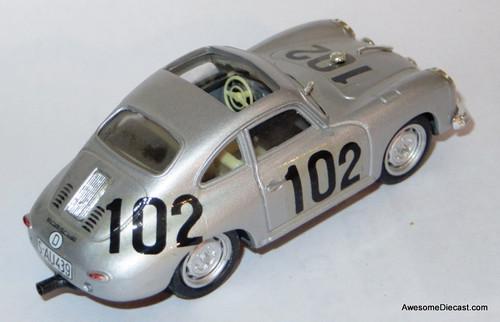 Brumm 1:43 1952 Porsche 356 Coupe, Silver