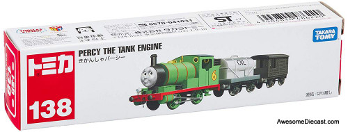 Tomica Percy The Tank Engine