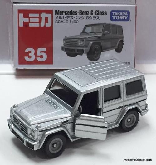 Tomica 1:62 Mercedes Benz G-Class