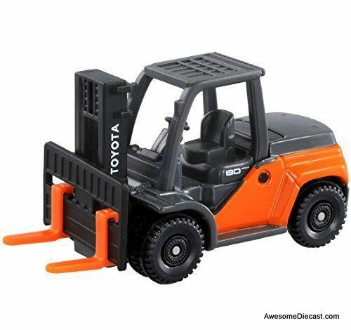 Tomica 1:62 Toyota L&F Geneo Fork Lift