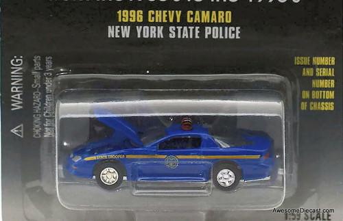 Racing Champions 1:59 1996 Chevrolet Camaro 'New York State Police'