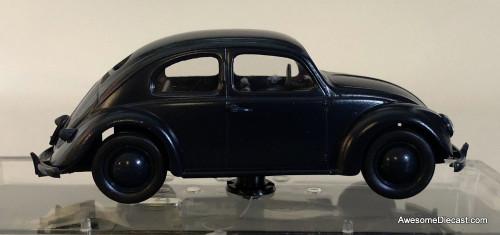 Vitesse 1:43 1947 Volkswagen Beetle, Matt Black