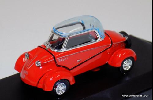 Vitesse 1:43 1958 Messerschmitt Tiger Kabinroller, Red